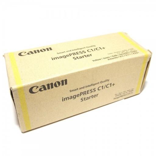 Canon 0404B001, Developer Yellow, Imagepress C1, C1+- Original