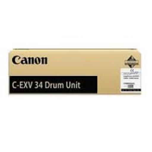 Canon 3786B002AA, Drum Unit Black, IR C2025i, C2220i, C2225i, C2230i- Original