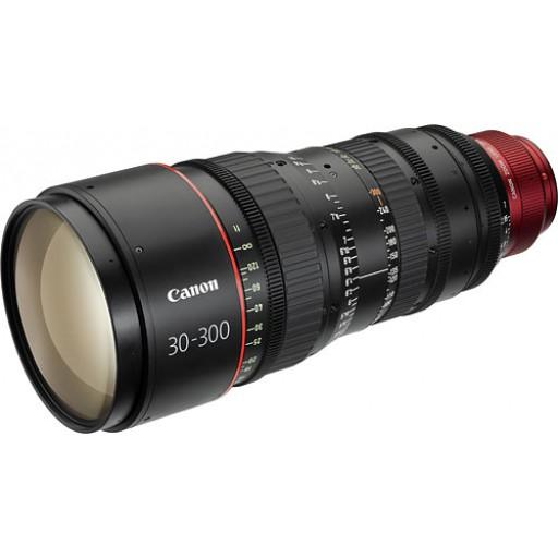 Canon CN-E30-300mm T2.95-3.7 L SP Lens