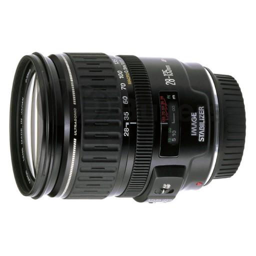 Canon EF 28-135mm f/3.5-5.6 Is Usm Lens