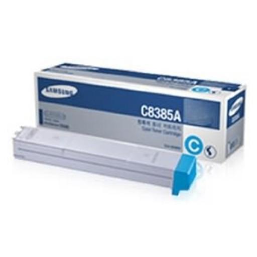 Samsung CLX-C8385A, Toner Cartridge Cyan, CLX-8385ND- Original