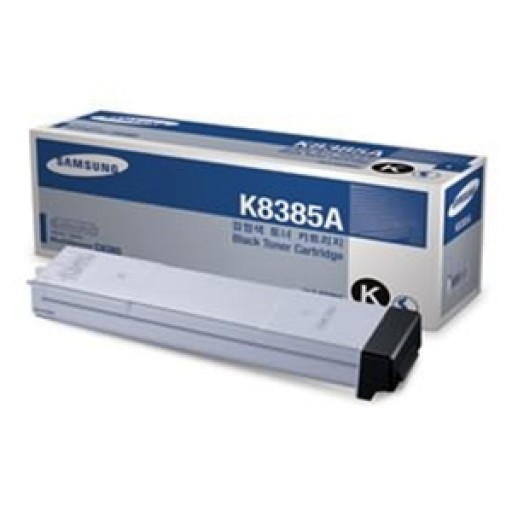 Samsung CLX-K8385A, Toner Cartridge Black, CLX-8385ND- Original