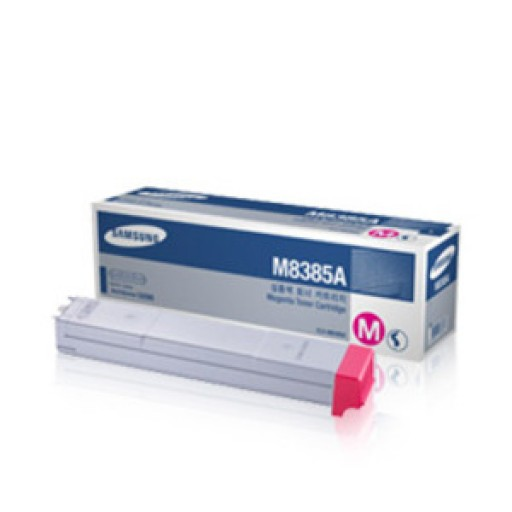 Samsung CLX-M8385A, Toner Cartridge Magenta, CLX-8385ND- Original