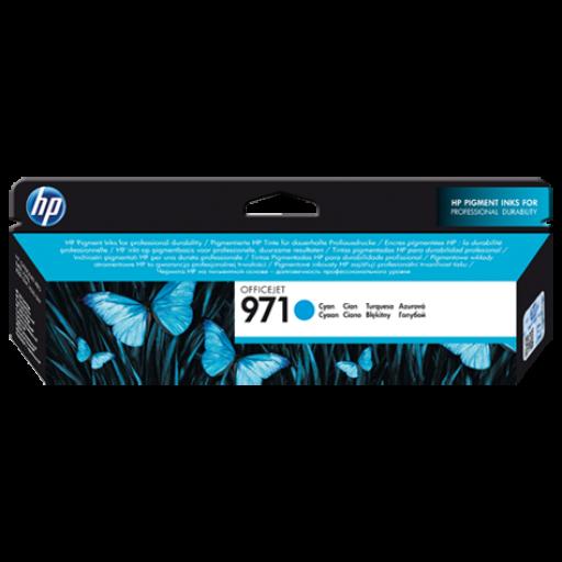 HP Officejet Pro X551dw Ink Cartridges - Cyan Genuine, CN622AE