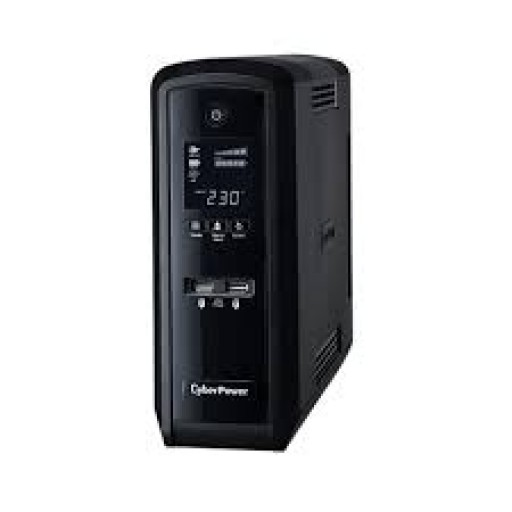 CyberPower CP1300EPFCLCD, PFC Sinewave Line-Interactive 1300VA 6AC UPS