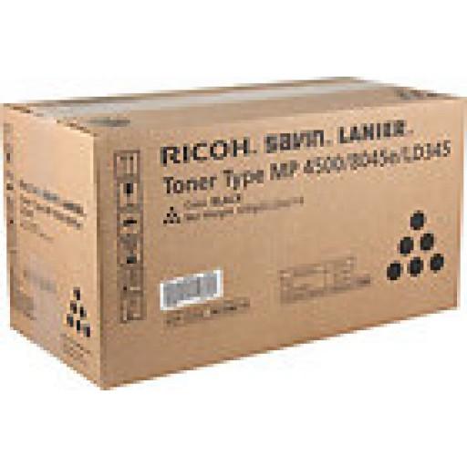 Ricoh D0819640 Developer Black, MP C6501, MP C7501 - Genuine