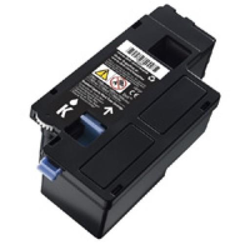 DELL 593-11130, Dell C1660W STD CAP Black Toner Cartridge-Genuine