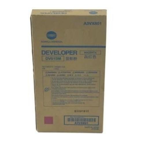 Konica Minolta DV-615M, Developer Magenta , Bizhub Press C71hc- Original