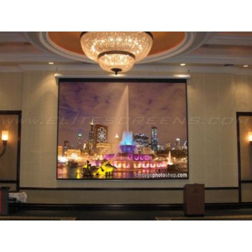 Elite VMAX180XWV2-WHITE Projection Screen