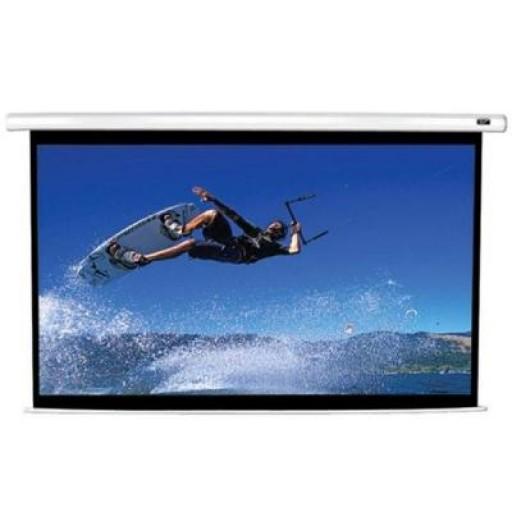 Elite VMAX92XWV2-WHITE Electric VMax Projection Screen