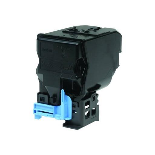 Epson C13S050593 Toner Cartridge, AcuLaser C3900, CX37D - Black Genuine