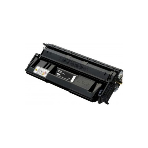 Epson C13S051221 Toner Cartridge, AcuLaser M7000 - Black Genuine