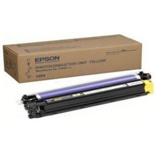 Epson C13S051224 Photoconductor Unit, Workforce AL-C500- Yellow Genuine