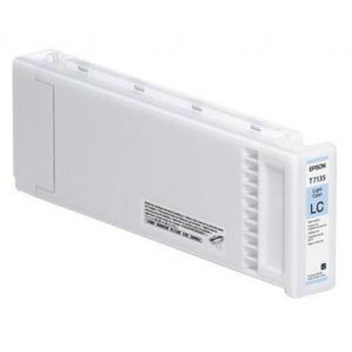 Epson C13T713500, T7135 Ink Cartridge, SC-S70600 - Light Cyan Genuine