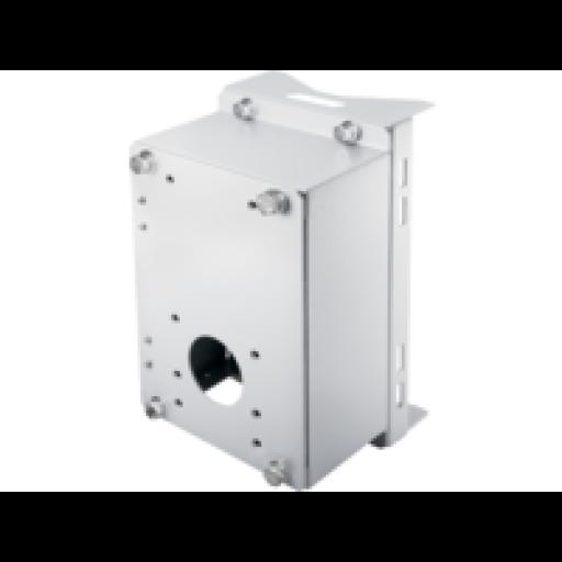 Ernitec 0070-10010, Pole mount wide with box