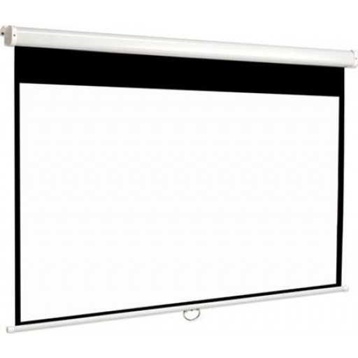 Euroscreen C1817-D Manual Pull Down Projection Screen
