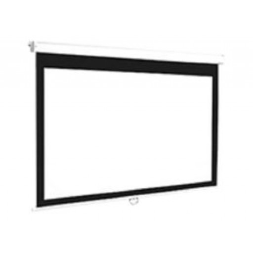 Euroscreen C2217-D Manual Pull Down  Projection Screen