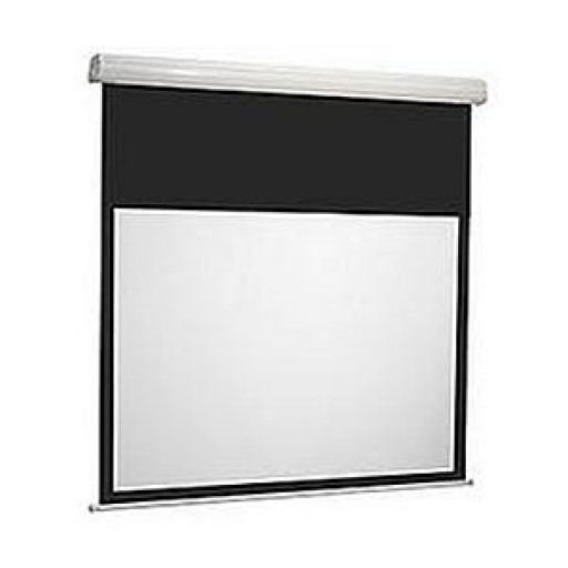 Euroscreen MD2724-W-UK Diplomat Electric Projection Screen