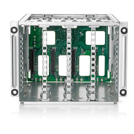 HP 778157-B21, Gen 9, 8 Small Form Factor (SFF) Hard Drive Cage, ML350- Original