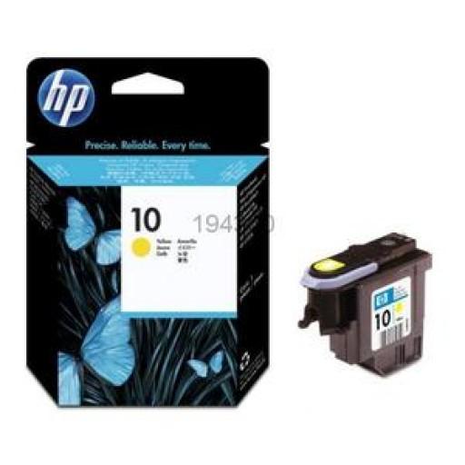 HP C4803A No.10 Yellow Printhead Genuine