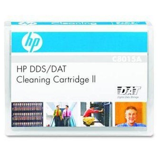 HP C8015A, DAT/DDS Cleaning Cartridge II for DDS-6