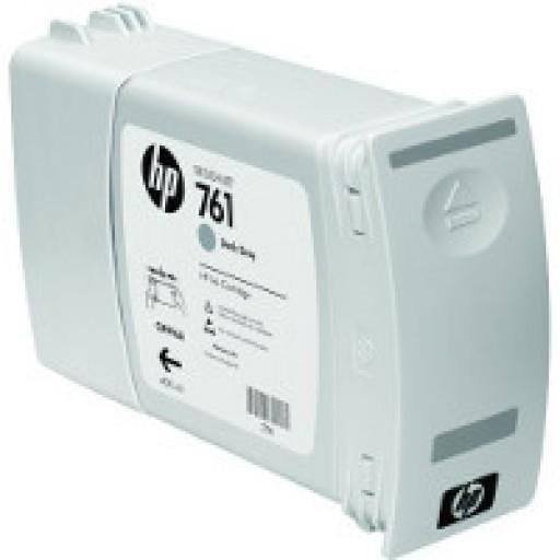 HP CM996A, 761 Ink Cartridge, Designjet T7100 - Dark Grey Genuine