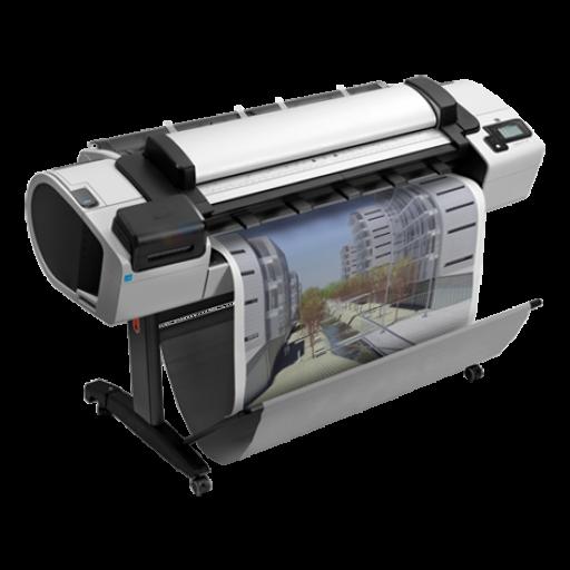 HP Designjet T2300 eMultifunction Printer
