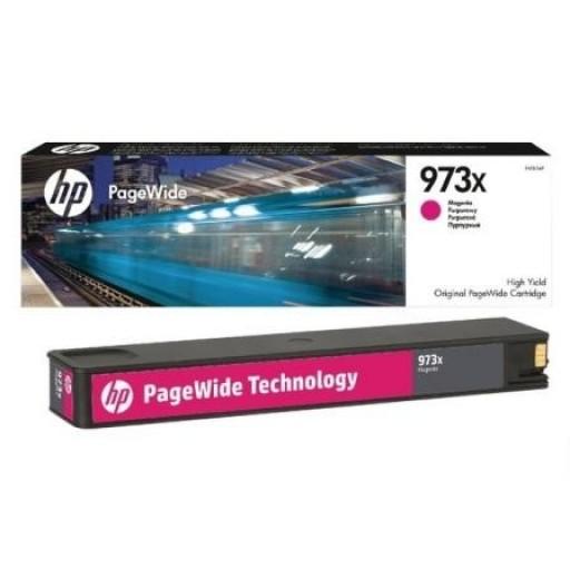 HP F6T82AE, Ink Cartridge HC Magenta, PageWide Pro 452dw, Pro 477dw- Original