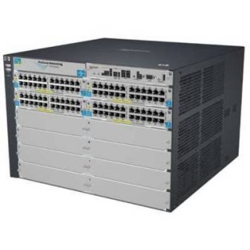 HP J9642A, 5406 zl Switch with Premium Software