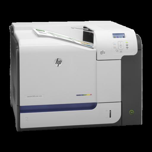 HP M551n, LaserJet Enterprise 500 Colour Printer