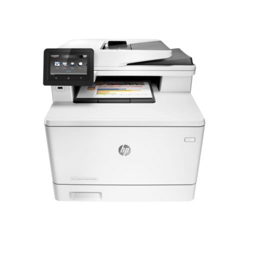 HP LaserJet Pro M477fdn A4 Colour Multifunction Laser Printer