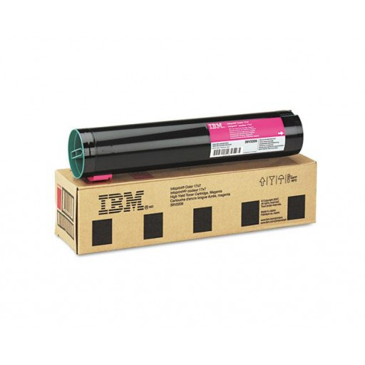 IBM 39V2209 Toner Cartridge Magenta, InfoPrint 1767- Genuine