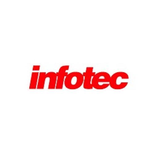 Infotec 885044 Toner Cartridge Black, Type 6210D, 1060, 1075, 2051, 2060, 2075, MP5500, MP6000, MP6500, MP7000, MP7500, MP8000, MP9100 - Compatible