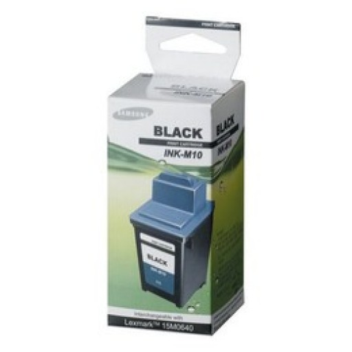 Samsung INK-M10 Ink Cartridge - Black Genuine