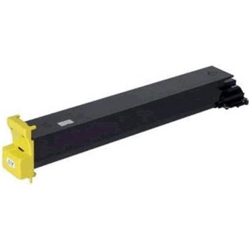 Konica Minolta 8938-622, Toner Cartridge Yellow, Magicolor 7450- Original