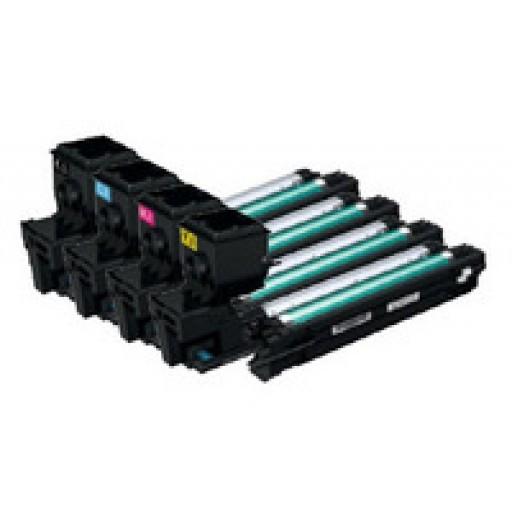Konica Minolta A0WG0 Toner Cartridge, Magicolor 3730DN - HC Multipack Genuine