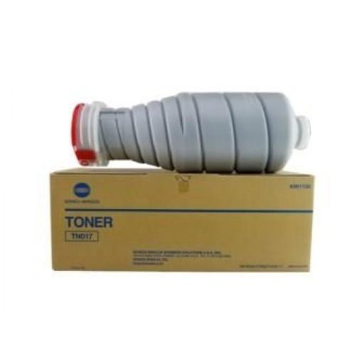 Konica Minolta TN-017, Toner Cartridge Black, ACCURIOPRESS 6120, 6136- Original