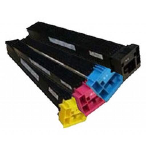 Konica Minolta TN-711 Toner Cartridge, Bizhub C654, C754 - Multipack Genuine