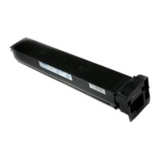 Konica Minolta TN-711K Toner Cartridge, Bizhub C654, C754 - Black Genuine