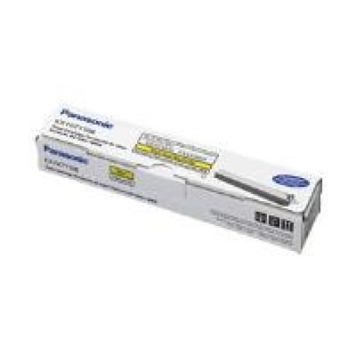 Panasonic KX-FATY508 Toner Cartridge, KX-MC6260, KX-MC6020, KX- MC6015 - HC Yellow Genuine