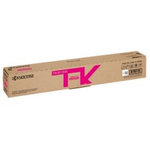 Kyocera 1T02P3BNL0, Toner Cartridge Magenta, ECOSYS M8124cidn, M8130cidn- Original