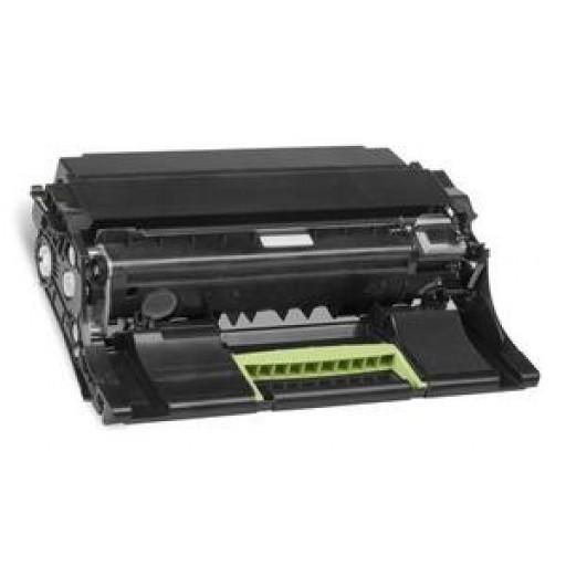 Lexmark 50F0ZA0, 500ZA Imaging Unit, MS310, MS410, MS510, MS610, Mx310, MX410, MX510, MX511, MX611 - Black Genuine