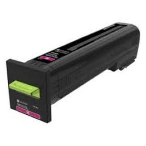 Lexmark 82K2XM0, Return Program Toner Cartridge Extra HC Magenta, CX825, CX860- Original