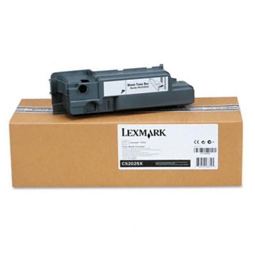 Lexmark C52025X Waste Toner Bottle, C522, C524, C530, C534 - Genuine