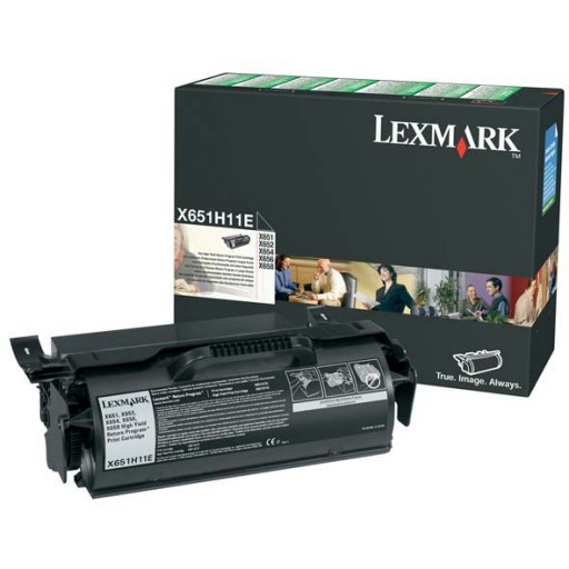 Lexmark C534X3YG Toner Cartridge, C534, Optra C534 - Yellow Genuine