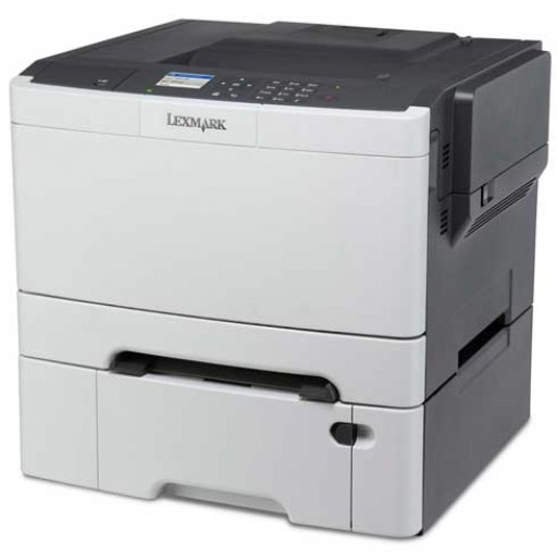 Lexmark CS410dtn Colour Laser Printer