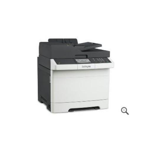 Lexmark CX410DE A4 Colour Multifunctional Laser Printer