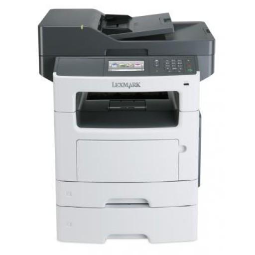 Lexmark MX511DTE A4 Mono Multifunctional Laser Printer
