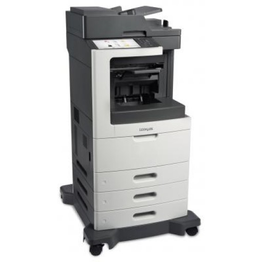 Lexmark MX810DME A4 Mono Multifunctional Laser Printer