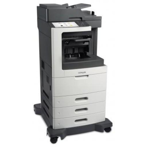 Lexmark MX812DME A4 Mono Multifunctional Laser Printer
